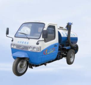 CSSMS-2三马式小型吸污车