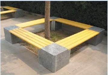 CS5-01方型围树凳