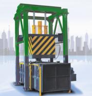 CSCZS8-垂直式垃圾压缩站
