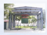 CSTDS天吊式钢结构垃圾中转站