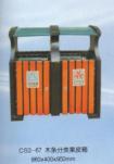 甘肃CS2-67 冷轧板分类果皮箱