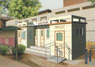 CSCS-001移动环保厕所