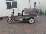 CS4-09电动不锈钢保洁车