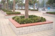 CS5-03方型围树凳
