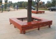 CS5-04方型围树凳