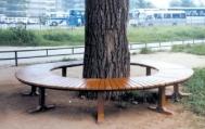 CS5-06圆形围树椅