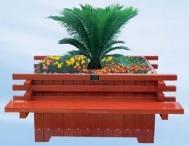 CS6-05木制花盆平凳组合