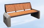 CS6-10铁木(环保木)靠背椅